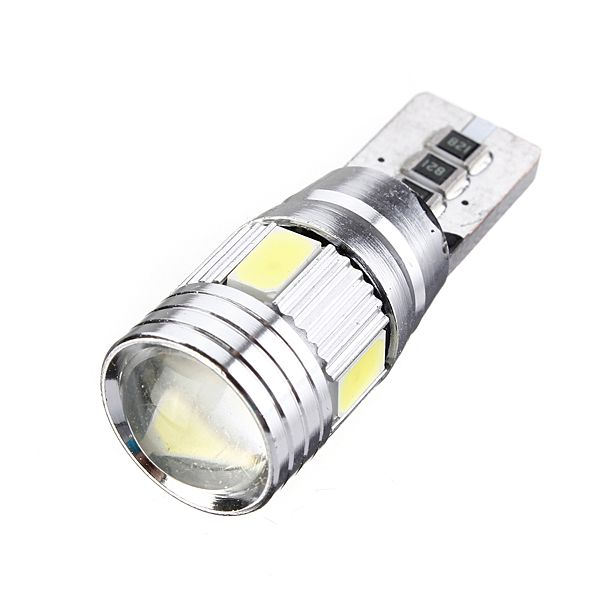 T10 W5w 5630 Led Car Side Marker Lights Canbus Error Free Wedge Bulb Lamp 12v 2 5w White 1pcs Car Lights From Automobiles Motorcycles On Banggood Com T10 Led Car Led Car