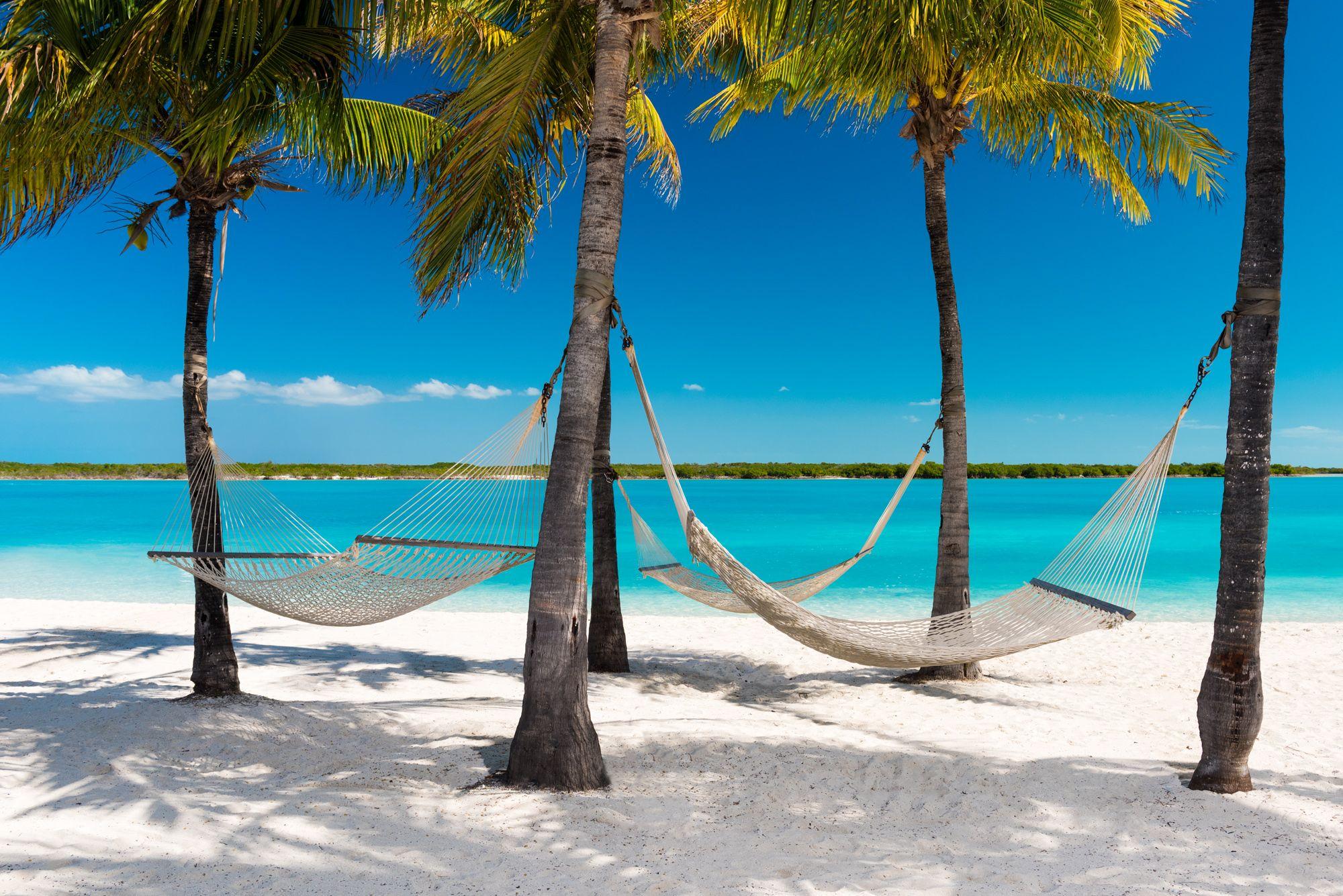 Hammocks on the beach - Beach Blue Haven Resort Hammocks On The