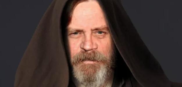 Star Wars VII Luke Skywalker