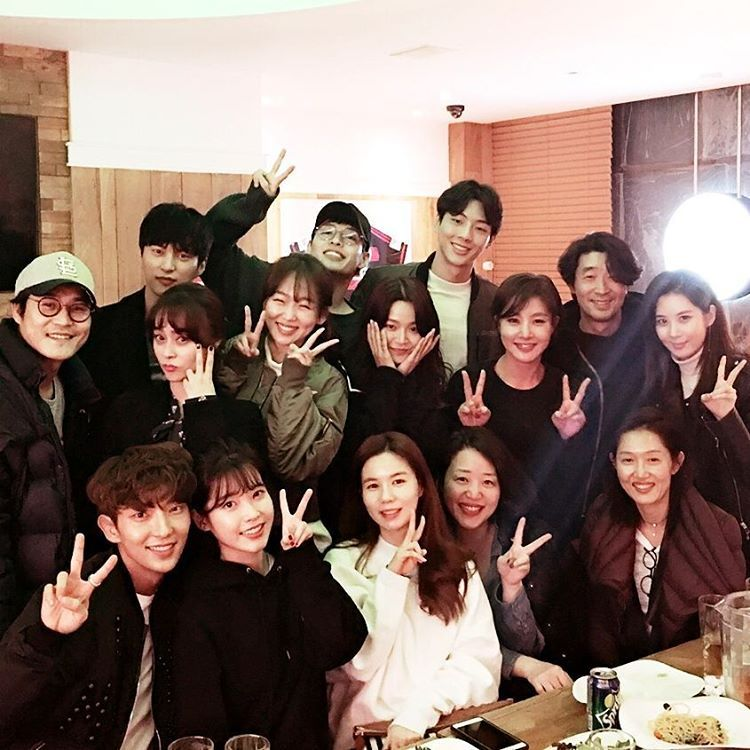 Scarlet heart: Ryeo ❤ wrap party | SCARLET HEART in 2019