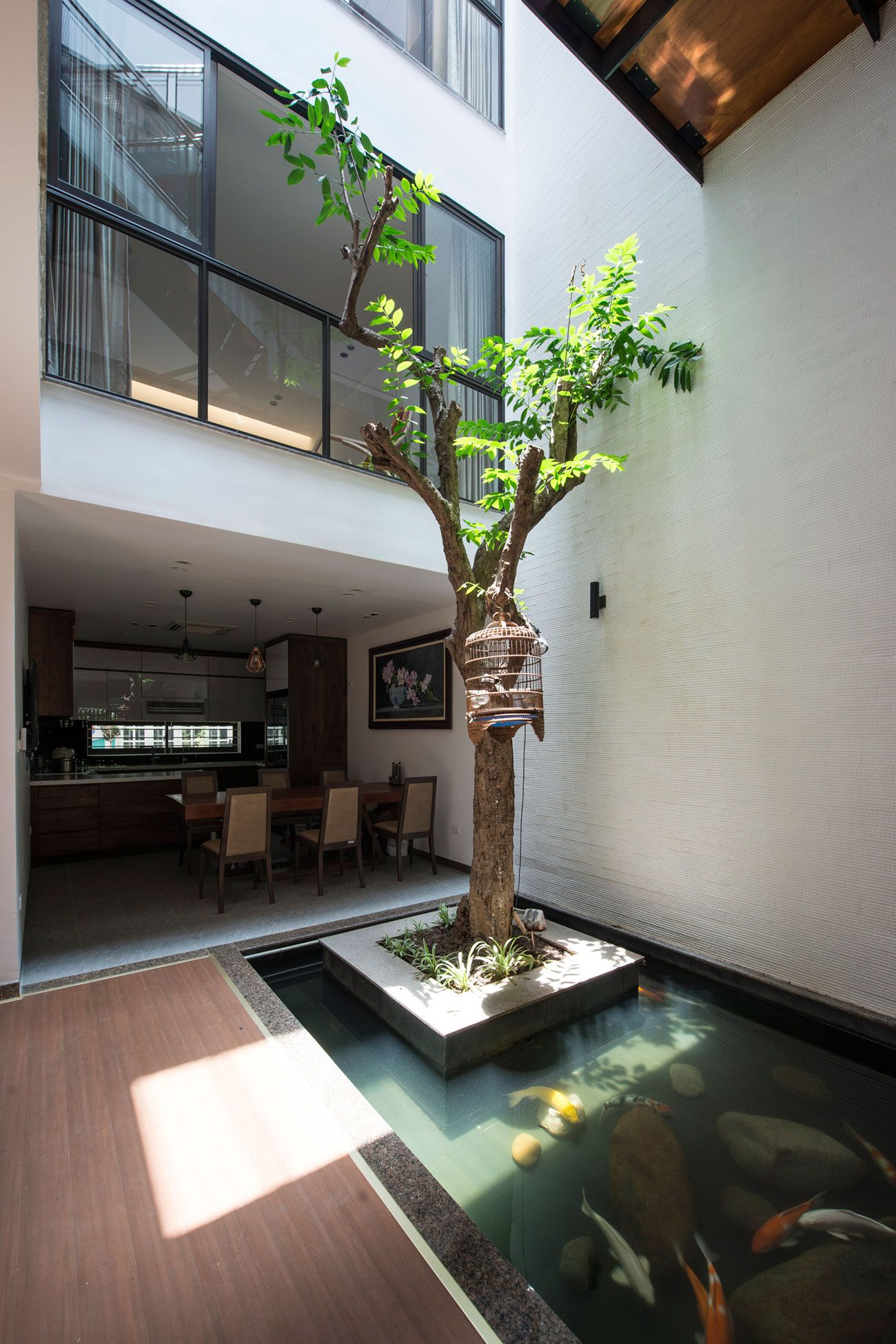 private residence in hanoi by ihouse also best pondy house design images rh pinterest