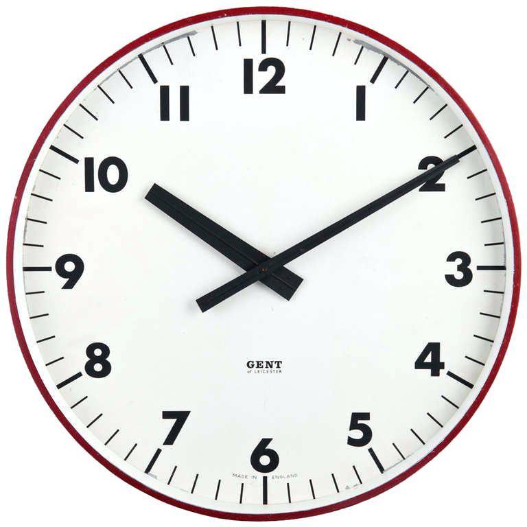 Industrielle Wanduhr Innenarchitektur Pinterest Clock, Modern