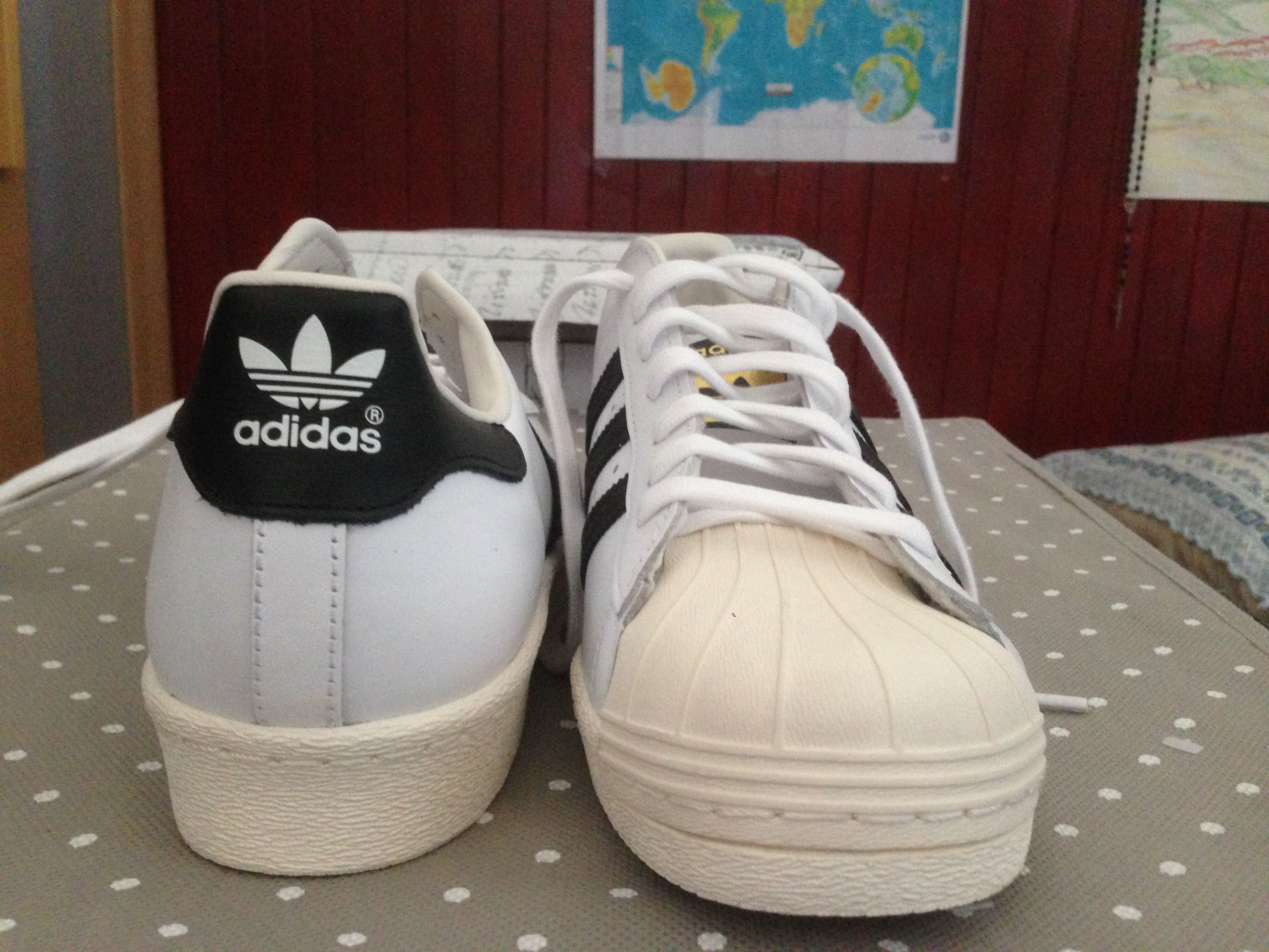 My vintage superstar 80's