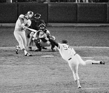 In The Seventh Inning Of Third Game 1980 ALCS Then A Best