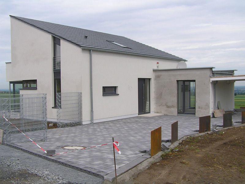 Einfamilienhaus neubau pultdach  Villa Arnsberg | Pultdach | Pinterest | Pultdach, Fassaden und Aussen