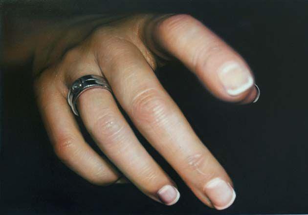 Las Pinturas Hiper-Realistas de Simon Hennessey | FuriaMag | Arts Magazine