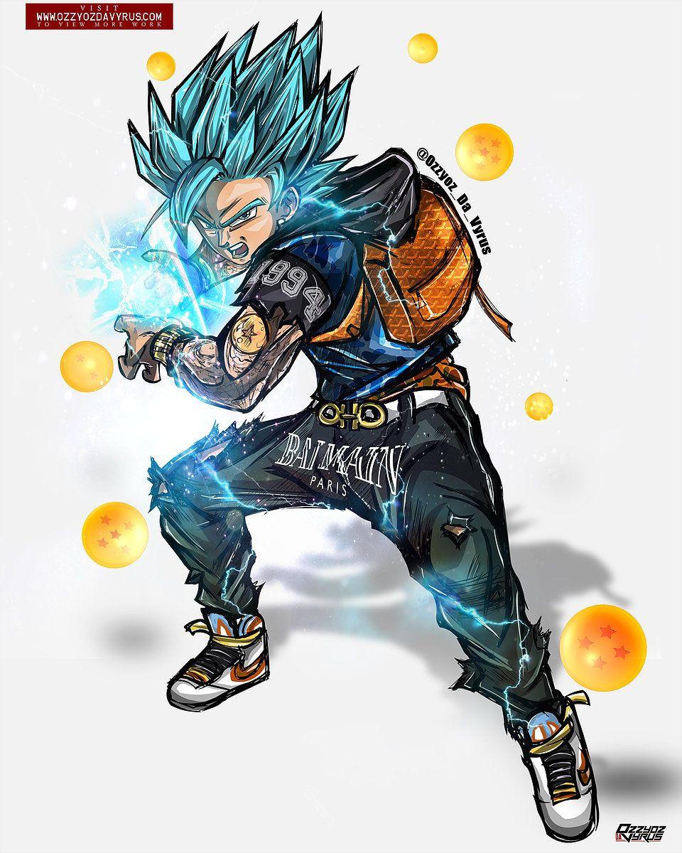ozzyozdavyrus Best Of 2016 Anime dragon ball super