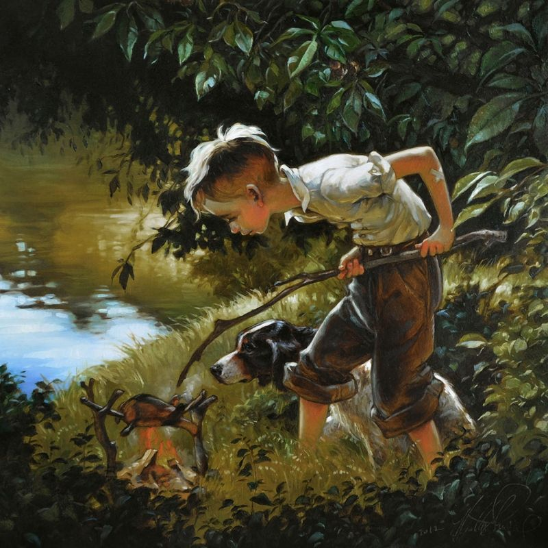 Chuck by Heather Theurer