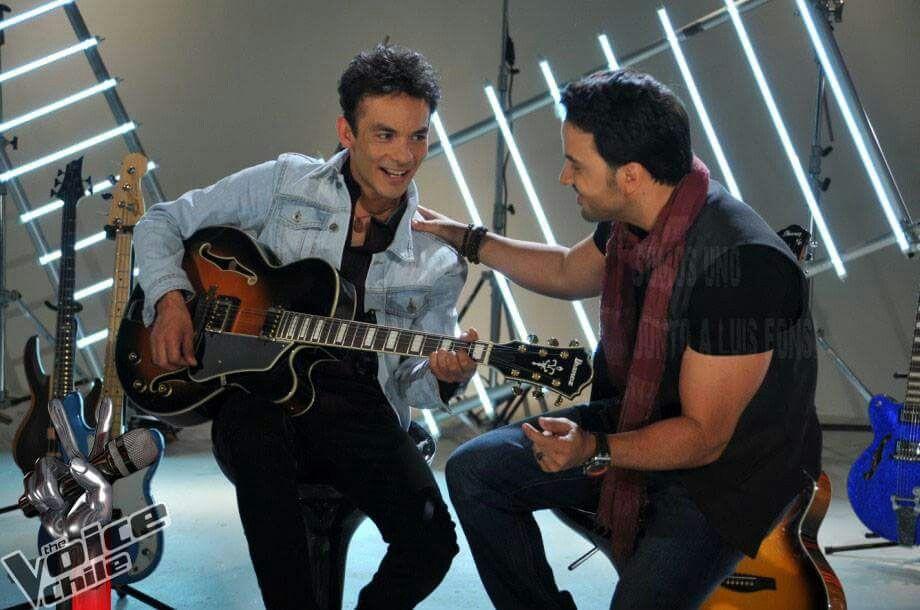 Luis Fonsi & Alvaro Lopez