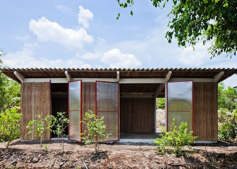 Vietnamese S House Costs Just 4 000 House Cost Low Cost Housing Architect