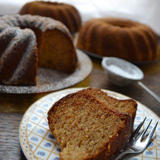 Hazelnut Bundt Cake - this cake is so good that it has become our Christmas and Easter staple
