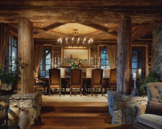 Western Interior Design Ideas | Marmalade Interiors || Specializing ...