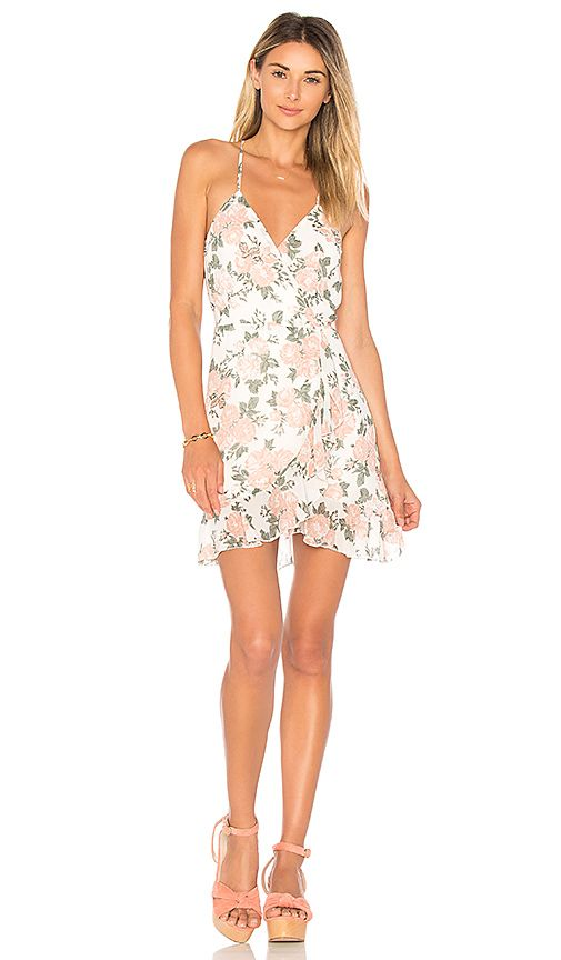 20636e47cfb5 x REVOLVE Gigi Wrap Dress, view 1 | sweet & soft | Rompers, Wrap ...