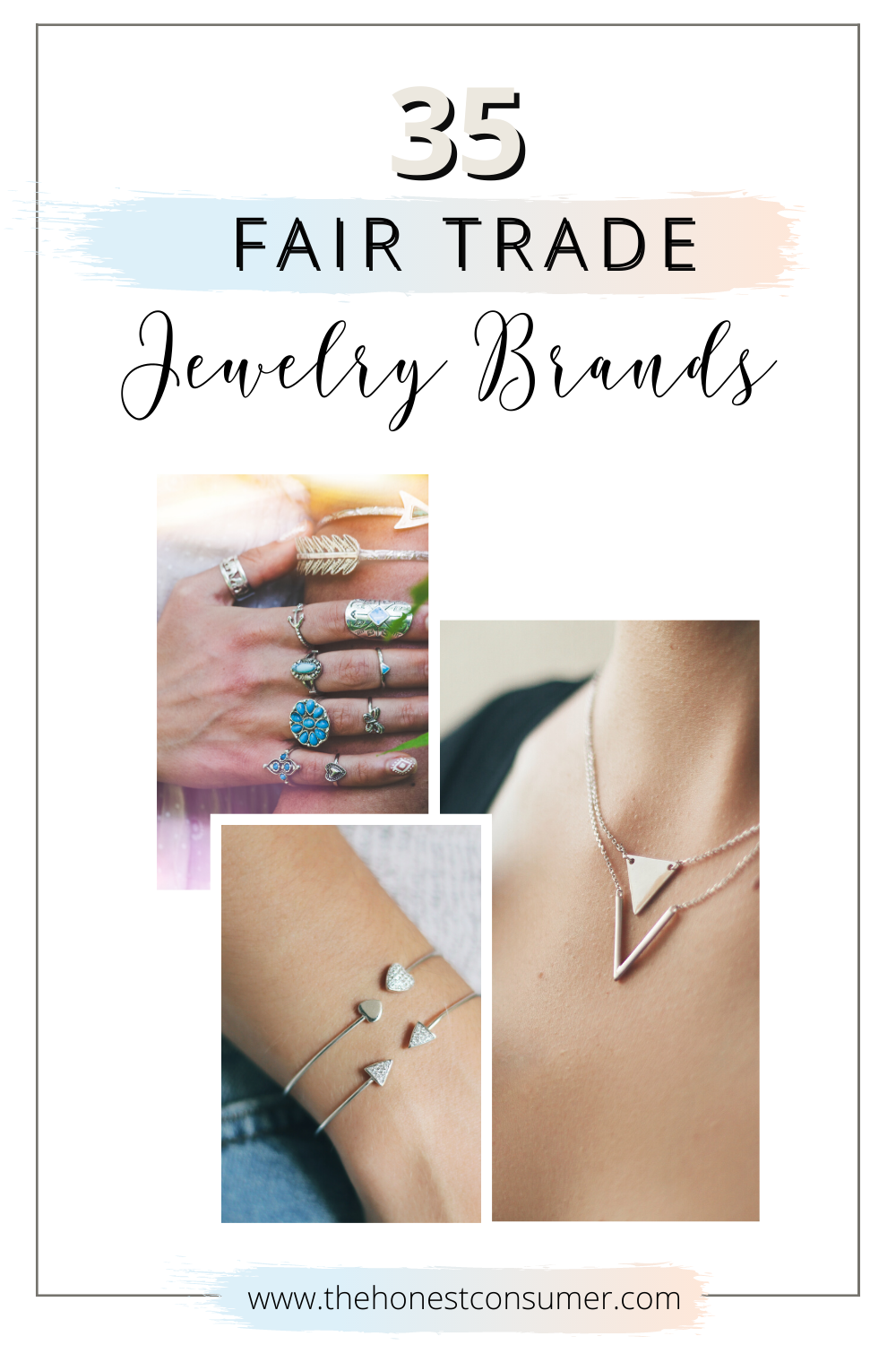 10++ Direct to consumer jewelry brands info