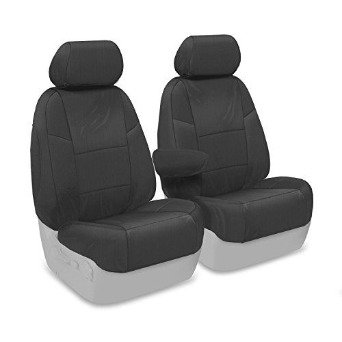 Coverking Custom Fit Front 5050 Bucket Seat Cover For Select Ford