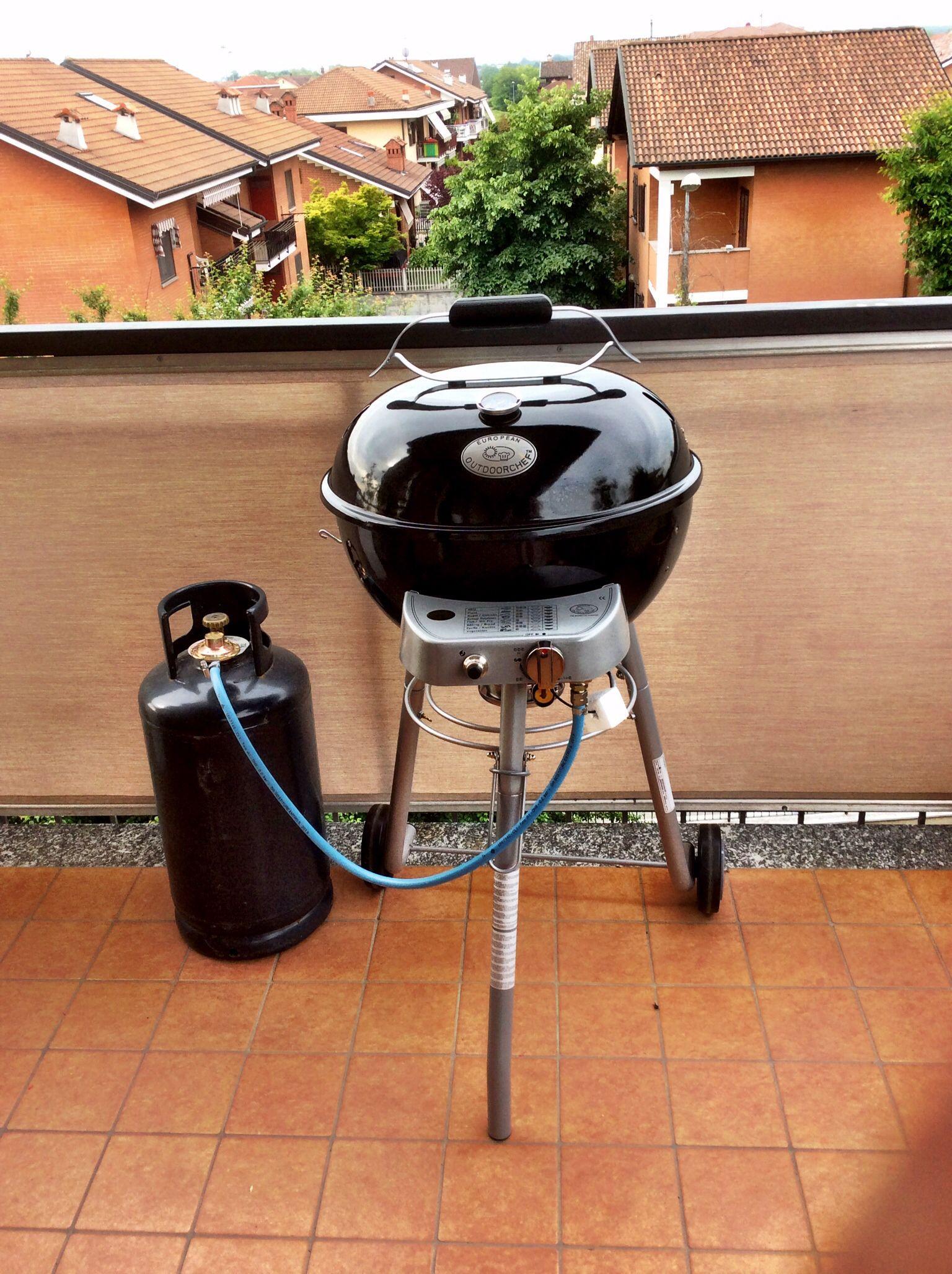 Balcon Barbecue