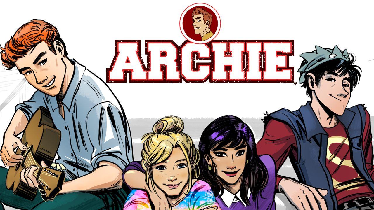 Archie portada cómics- Riverdale