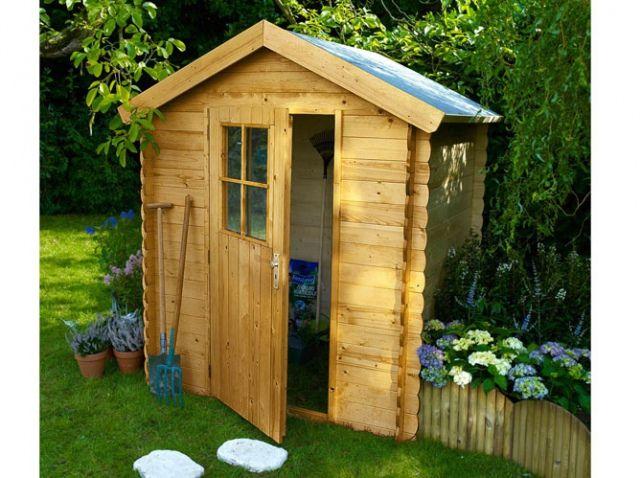 24 Abris Pour Votre Jardin Abris De Jardin Elle Decoration Abri De Jardin Abri De Jardin Bois Abris De Jardin Design