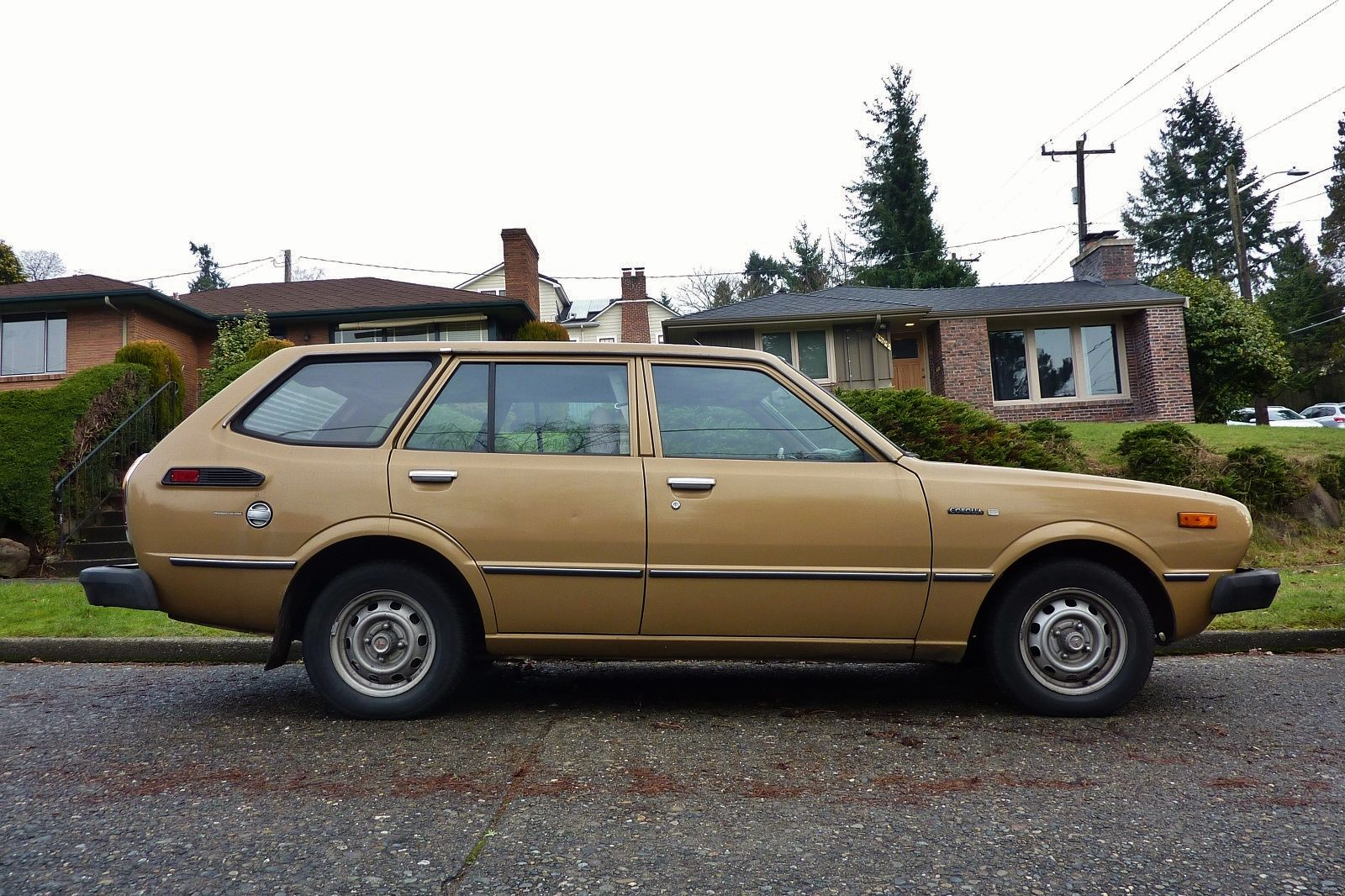 Perfect 1979 Toyota Corolla Station Wagon