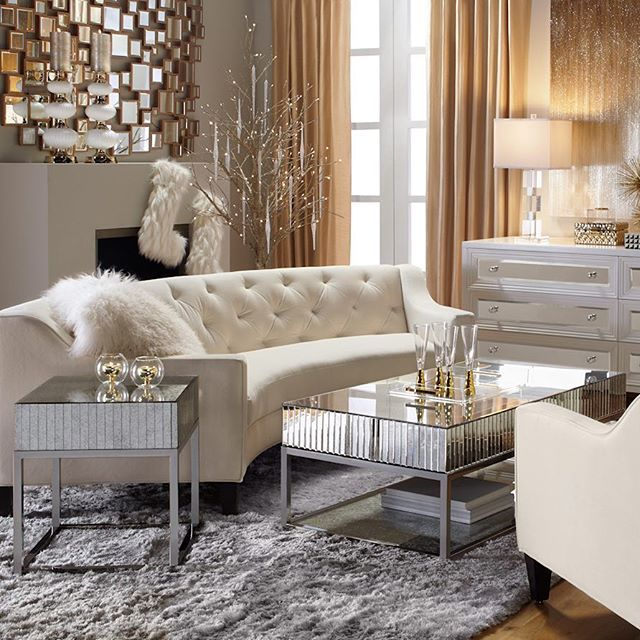 "Are you ready for guests? Give every room the ""Z"" look. 15% off furniture through 11.11 in stores and online at zgallerie.com with promo code FURN15!"