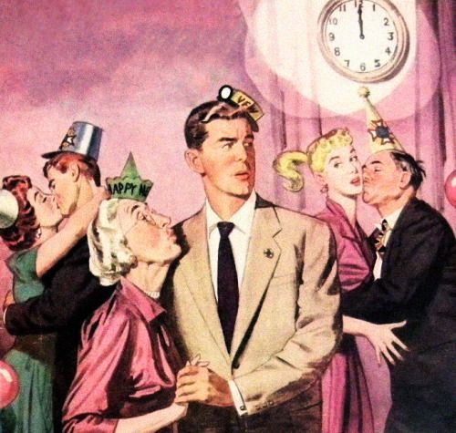 New Year's Kiss,1954