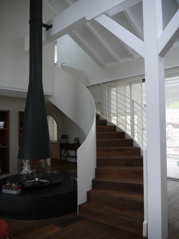 treppen holztritte gel nder stahl balkon u treppengel nder in 2018 pinterest gel nder. Black Bedroom Furniture Sets. Home Design Ideas