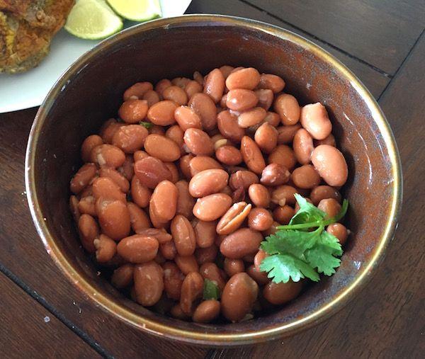 El Pollo Loco Pinto Beans Fat-Free