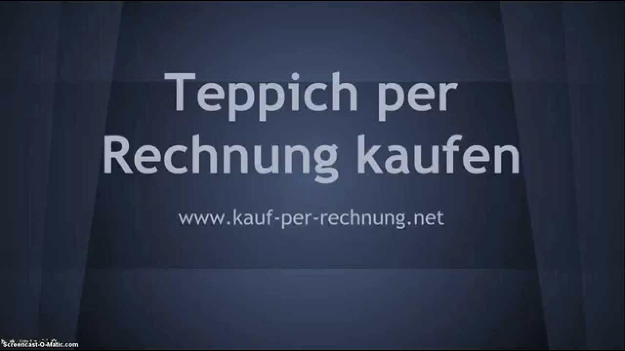 Billig teppich auf rechnung | Deutsche Deko | Pinterest
