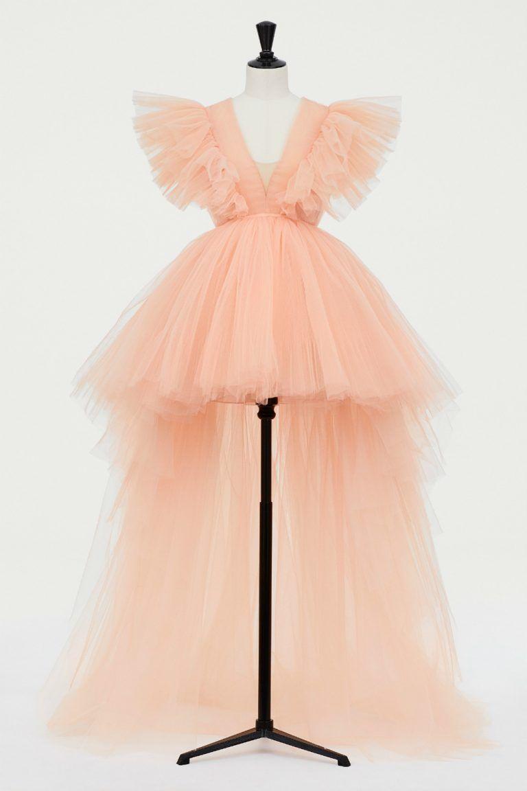 Giambattista valli x hm tulle dress