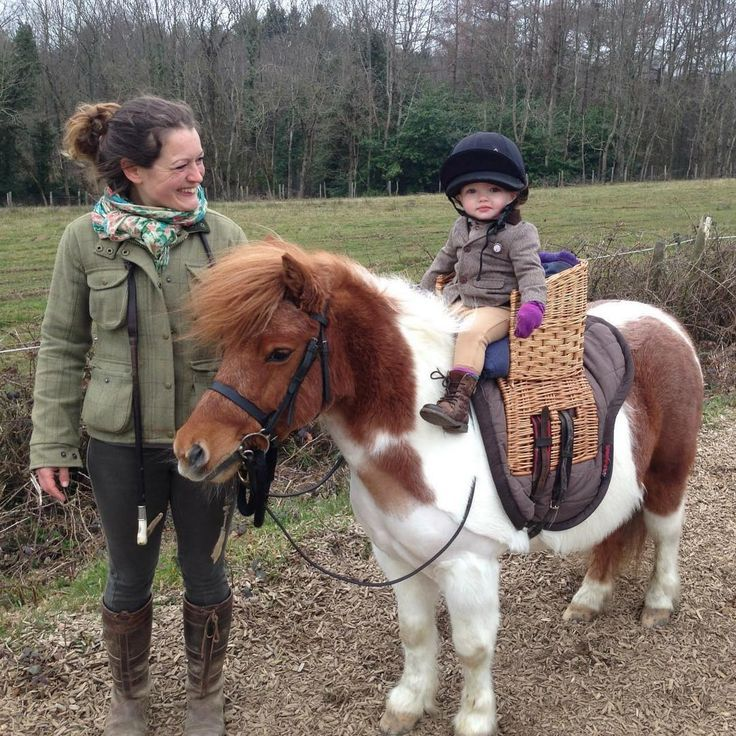 "Kizzy & Etties Pony Adventures on Instagram: ""A mini Kizzy - her first time out at 14 months old, it was BITTERLY cold so I took off one of her many pairs of socks and used them as mini…"""