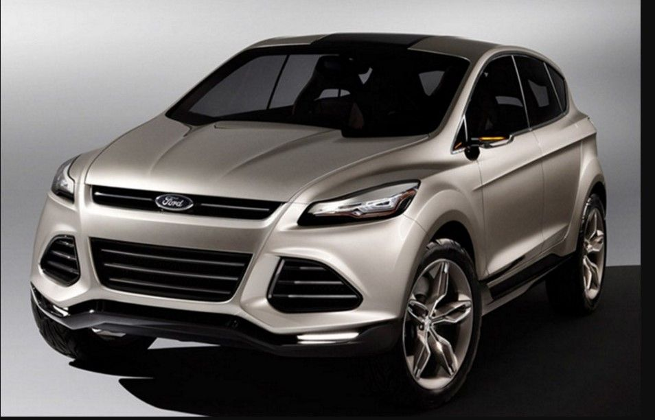 2018 Ford Escape Redesign And Release Date