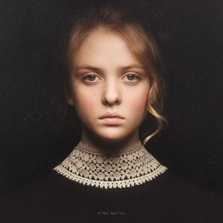 Child Model Portrait Photography