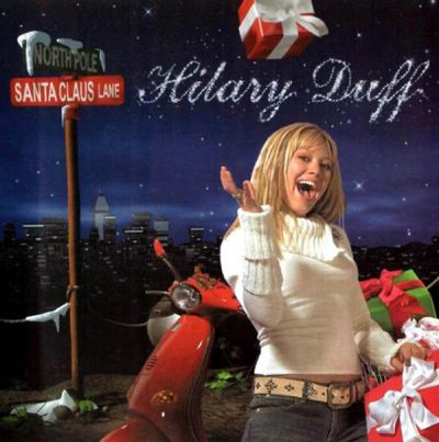 hilary duffs santa clause lane album from 2002 best christmas pop songs and holiday albums from the 90s and 2000s christmassongs - Best Christmas Pop Songs