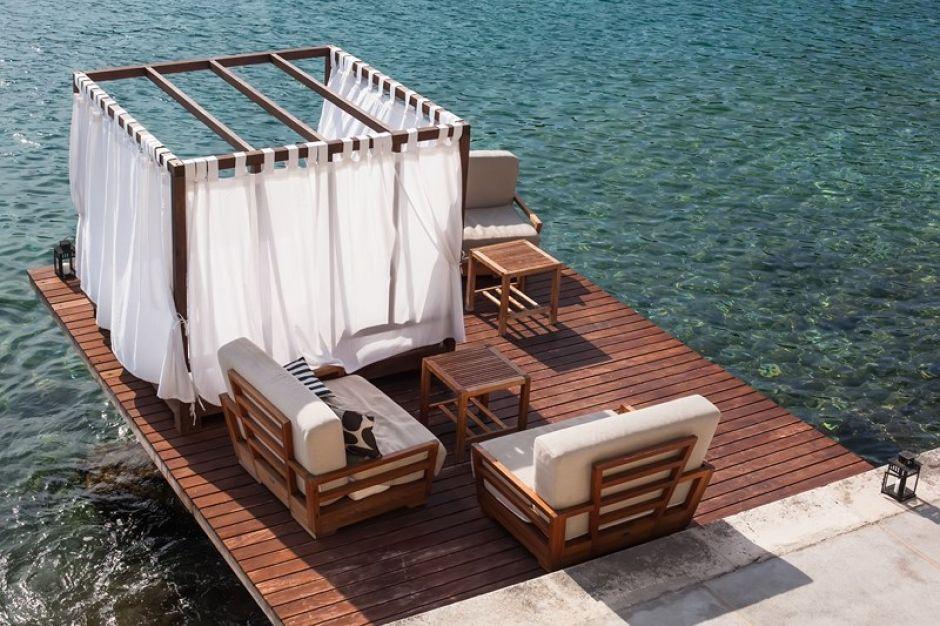 Terrassen om jaloers op te zijn