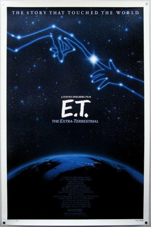 E.T. poster