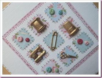 Needlework Card