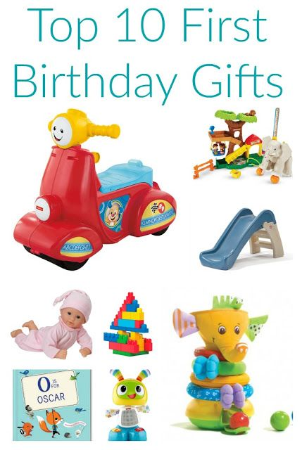 Top 10 Birthday Gifts For The 1st