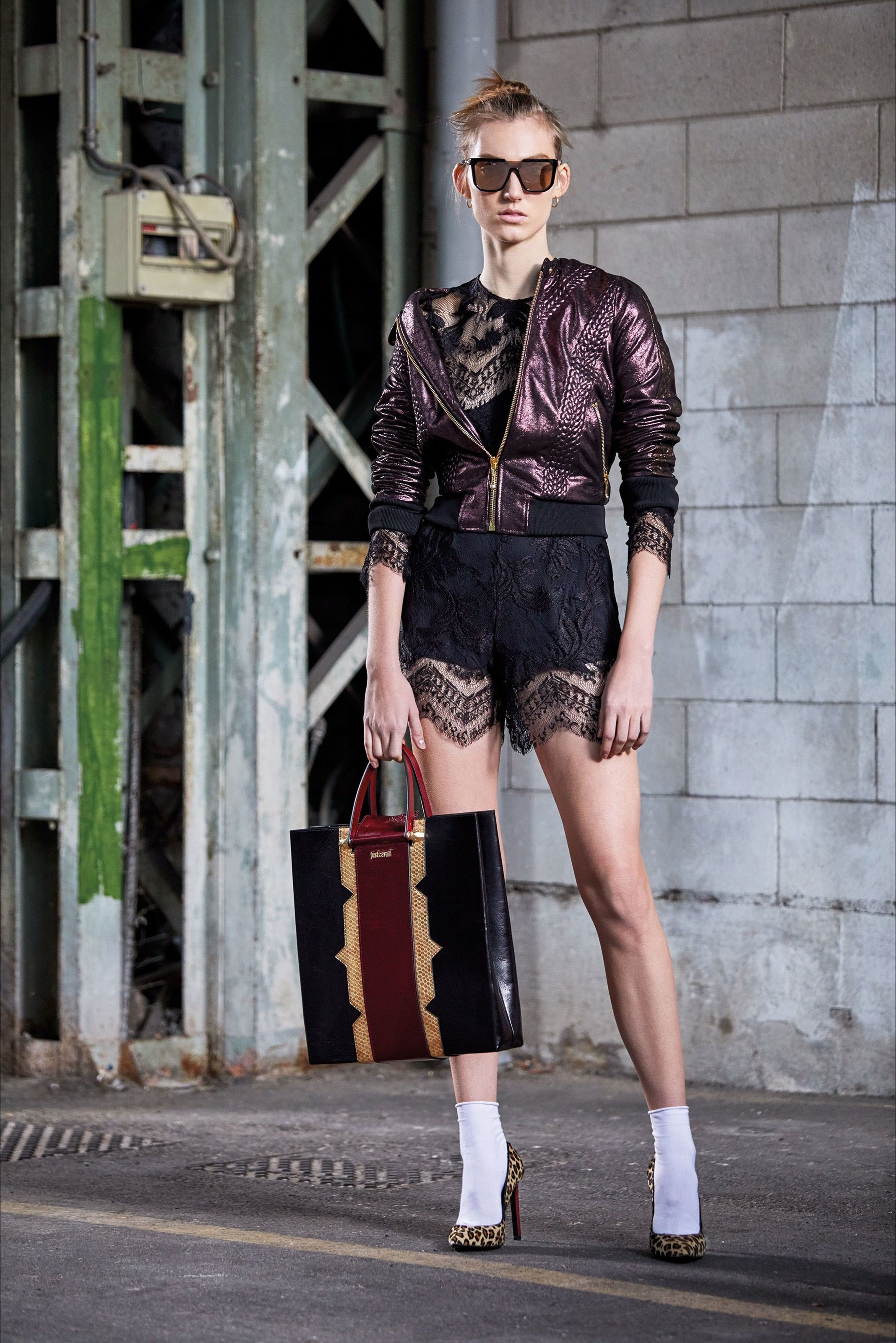 bb8b3c040d3c Sfilata Just Cavalli New York - Pre-Collezioni Autunno-Inverno 2018-19 -  Vogue