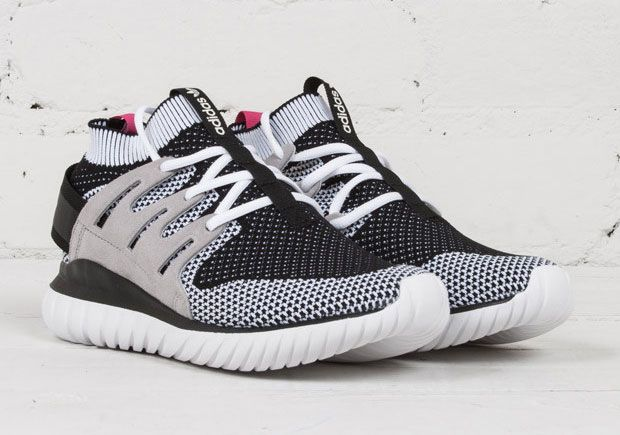 The adidas Tubular Nova Primeknit is finally available at stateside shops. The model blends traditional 90s Tubular design cues, most noticeably the suede overlay with the three stripe's latest Primeknit technology for the perfect blend of new and old. Two … Continue reading →