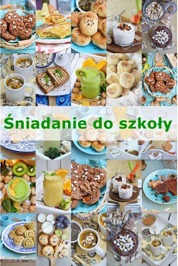 Sniadanie Do Szkoly Baby Food Recipes Yummy Food Breakfast For Kids
