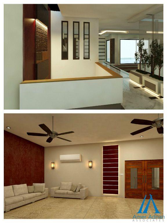 Modern Officeinterior 3d Design Work By Team Aaa Interiordesign