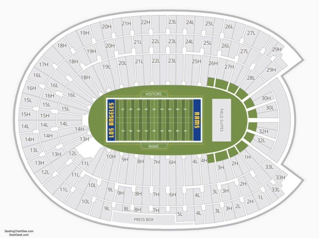 Stylish And Interesting Los Angeles Memorial Coliseum Seating Chart In 2020 Seating Charts Chart Memories