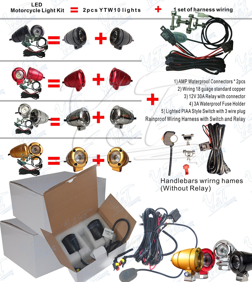 6799 Buy Here Http Alif2jworldwellspw Gophpt32649406952 Motorcycle Wiring Harness Kits 4x4