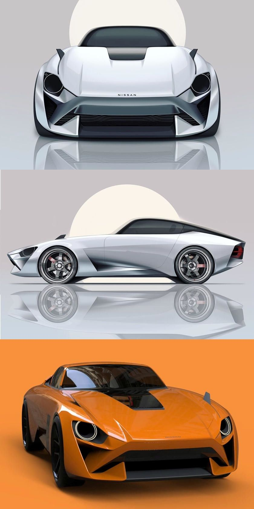 New Nissan 400z Won T Have Hybrid Option But The One After That Just Might In 2020 New Nissan Nissan Nissan Z Cars