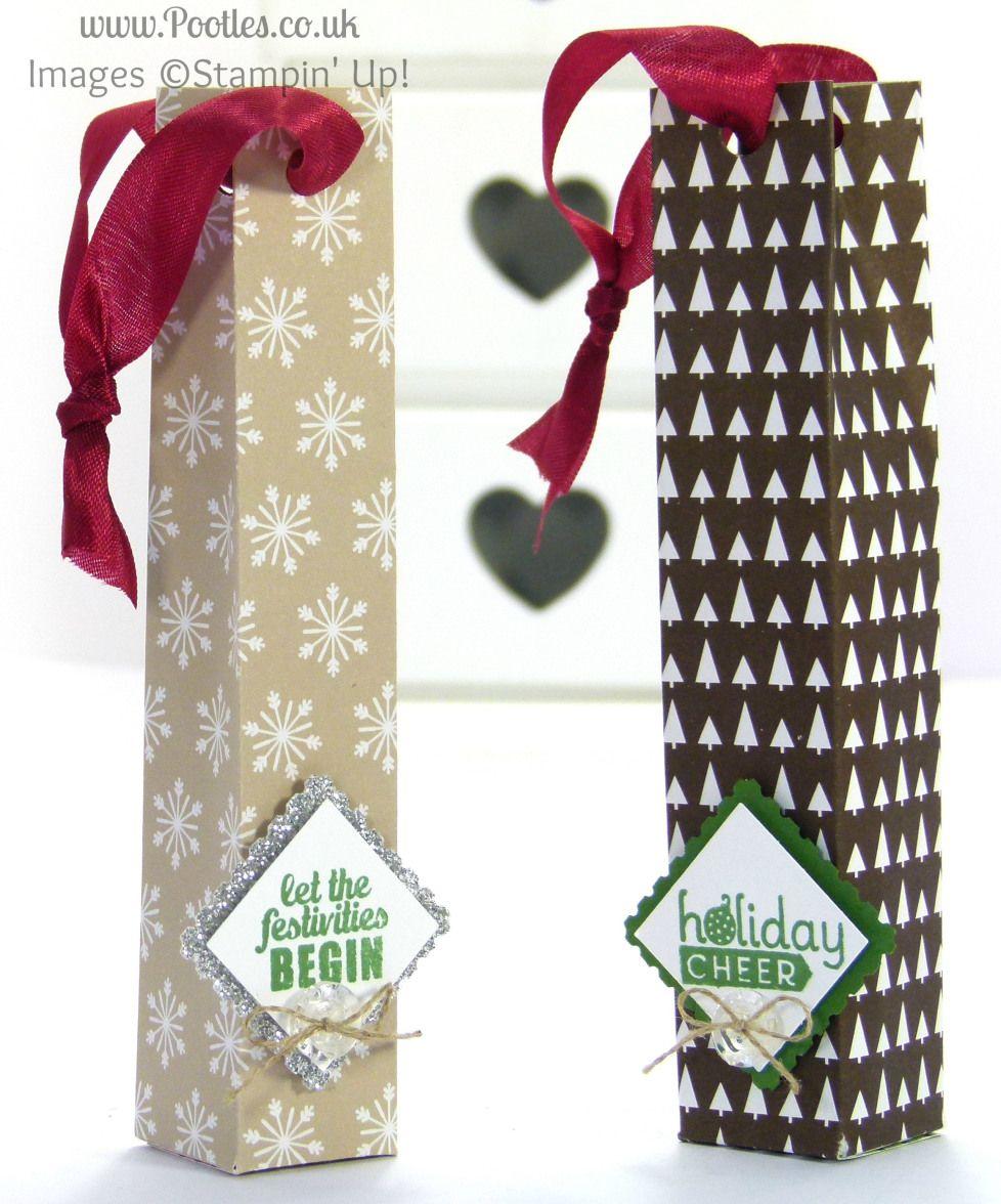 Christmas Tree Hanging Bag Tutorial