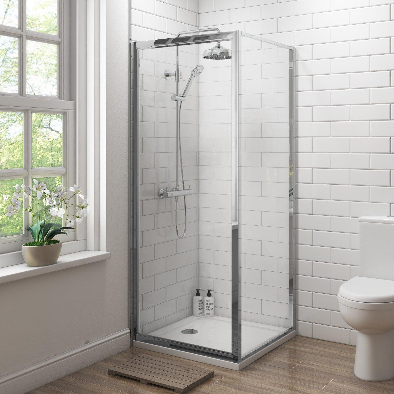 Taylor Moore Pivot Door Shower Enclosure 760 X 760mm Shower Enclosure Square Shower Enclosures Pivot Doors