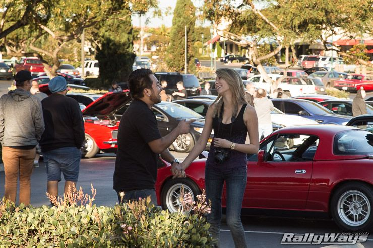 Good Car Show Fun with Miata and friends. #miata #mx5 #carshow ...