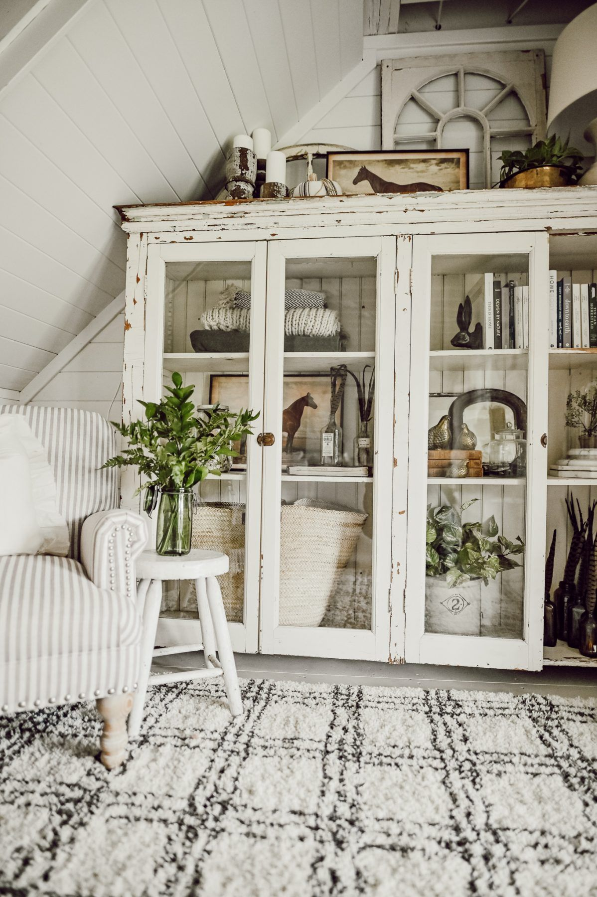 Affordable Cozy Corner With Walmart Farm house living