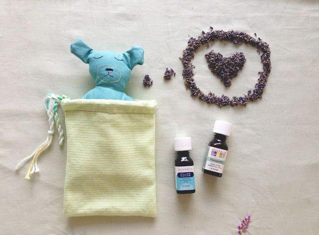 Sleepytime Bear An Aura Cacia Essential Oil Diy