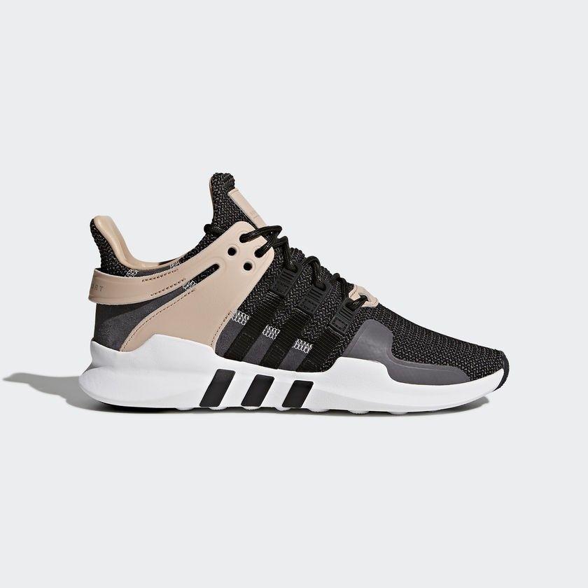 sale retailer 5b394 e70d4 It was love at first sight with this shoe Adidas WOMEN ORIGINALS EQT  SUPPORT ADV SHOES Core BlackCore BlackGrey Five CQ2249